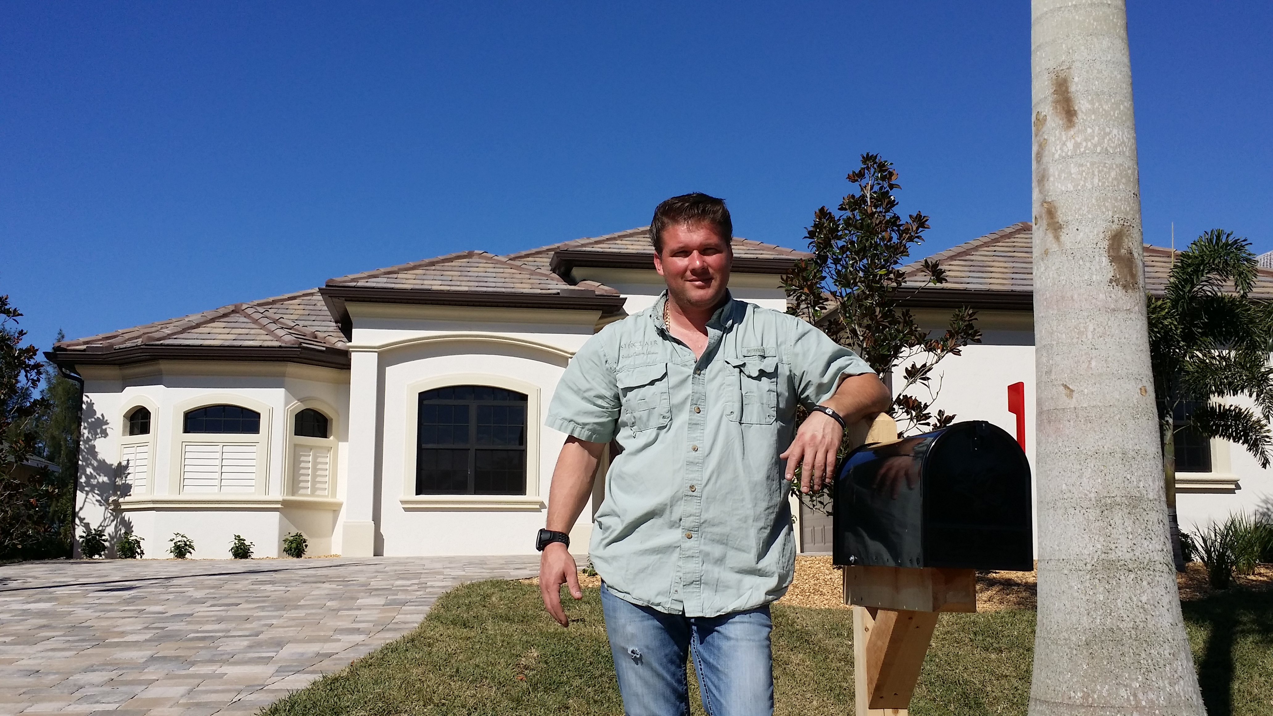 Sinclair Custom Homes Modern Home Builder Cape Coral Florida