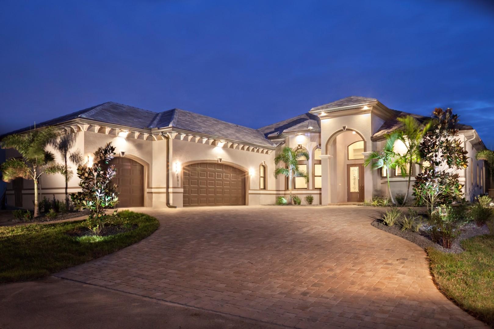 The trinidad 3194 sqft sinclair custom homes inc - House with a view ...