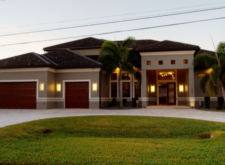 Custom Home Builder Cape Coral Florida